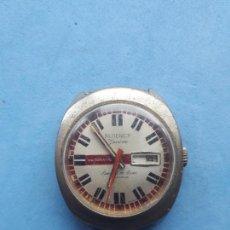 Relojes de pulsera: RELOJ MARCA GENEVE SPECIAL DE LUXE. CLÁSICO DE CABALLERO.. Lote 221706163