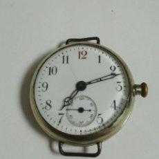 Relojes de pulsera: RELOJ ELGIN DE PRINCIPIOS DEL SIGLO XX FUNCIONANDO. Lote 221710348