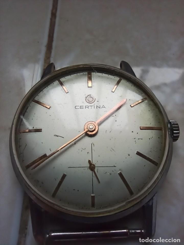 CERTINA (Relojes - Pulsera Carga Manual)