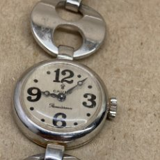 Relojes de pulsera: RELOJ CAUNY RENAISANCE CARGA MANUAL MODELO VINTAGE. Lote 221776097