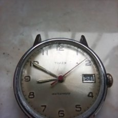 Relógios de pulso: TIMEX WATERPROOF. Lote 221807178