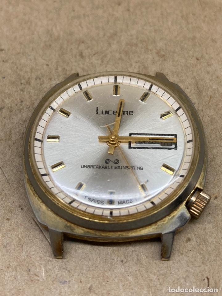RELOJ LUCEME CARGA MANUAL PARA PIEZAS (Relojes - Pulsera Carga Manual)