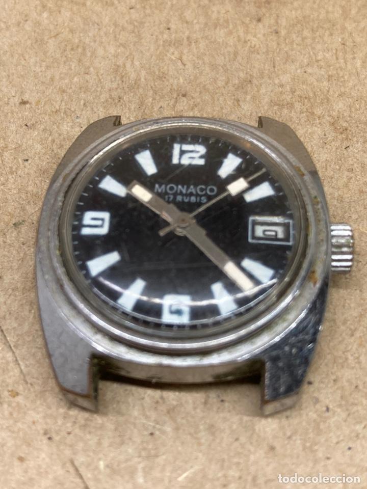 RELOJ MÓNACO 17RUBIS CARGA MANUAL (Relojes - Pulsera Carga Manual)