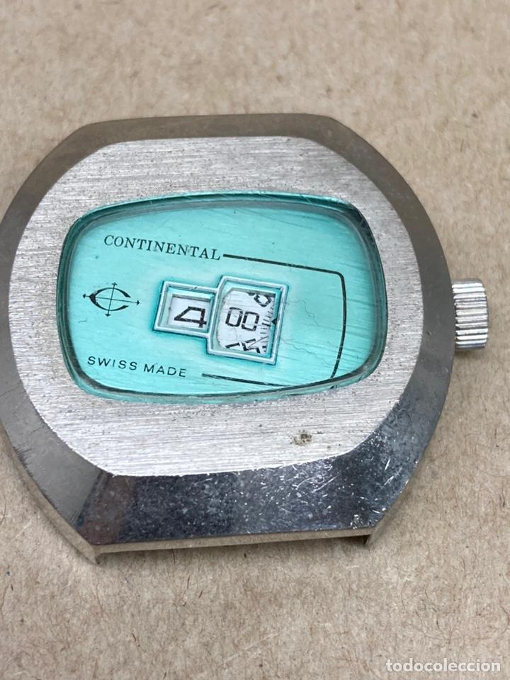 RELOJ CONTINENTAL CARGA MANUAL PARA PIEZAS VINTAGE (Relojes - Pulsera Carga Manual)