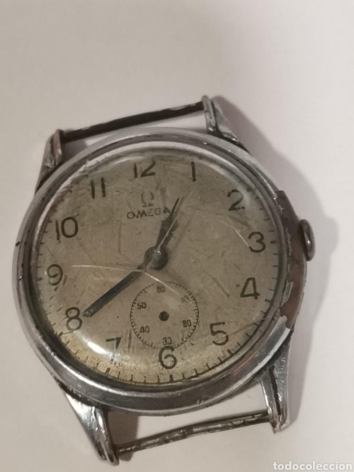 RELOJ OMEGA 15 RUBIS, 1920-1940 GRAN RELOJ DE COLECCIÓN, LEAN DESCRIPCION (Relojes - Pulsera Carga Manual)