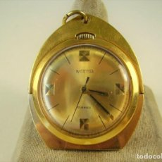 Relojes de pulsera: RELOJ COLGANTE WOSTOK. Lote 222076791