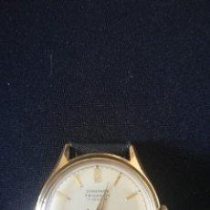 Relógios de pulso: RELOJ JUNGHANS TRILASTIC 17 RUBIS.CARGA MANUAL.FUNCIONANDO. Lote 222113906