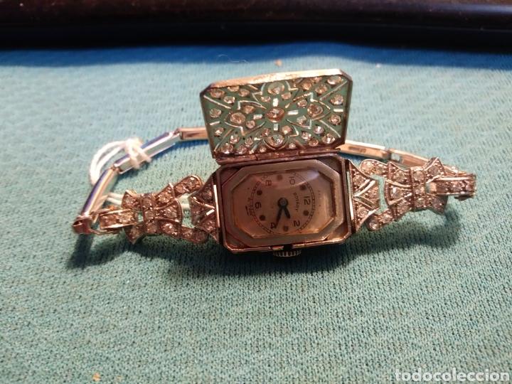 Relojes de pulsera: reloj antiguo rotary - Foto 4 - 195243695