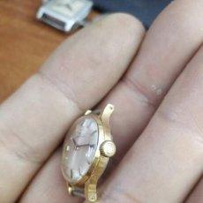 Relojes de pulsera: RELOJ SEÑORA... CERTINA...SWISS MADE..SUIZO..CHAPADO EN ORO..NOS....NUEVO DE EPOCA.. Lote 222331325