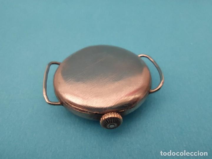 Relojes de pulsera: RELOJ OMEGA MILITAR AÑO 1916 TAPA DE BISAGRA - Foto 40 - 222242598