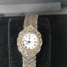 Relojes de pulsera: RELOJ DE PLATA 925 DE SEÑORA.. Lote 222538530