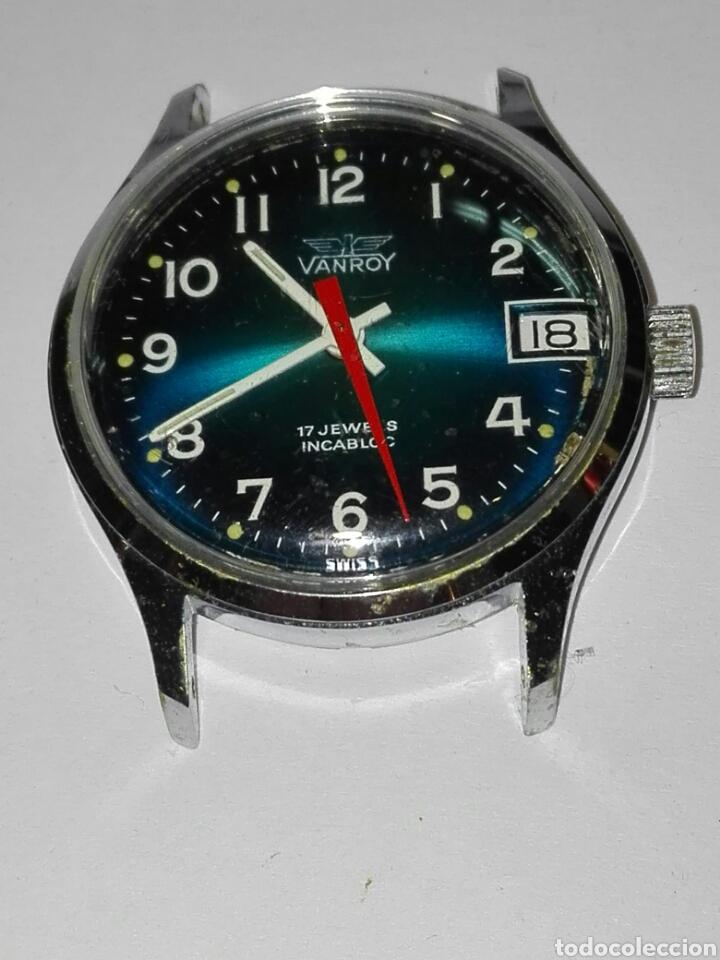 RELOJ DE PULSERA VANROY JEY - KAR FUNCIONA (Relojes - Pulsera Carga Manual)