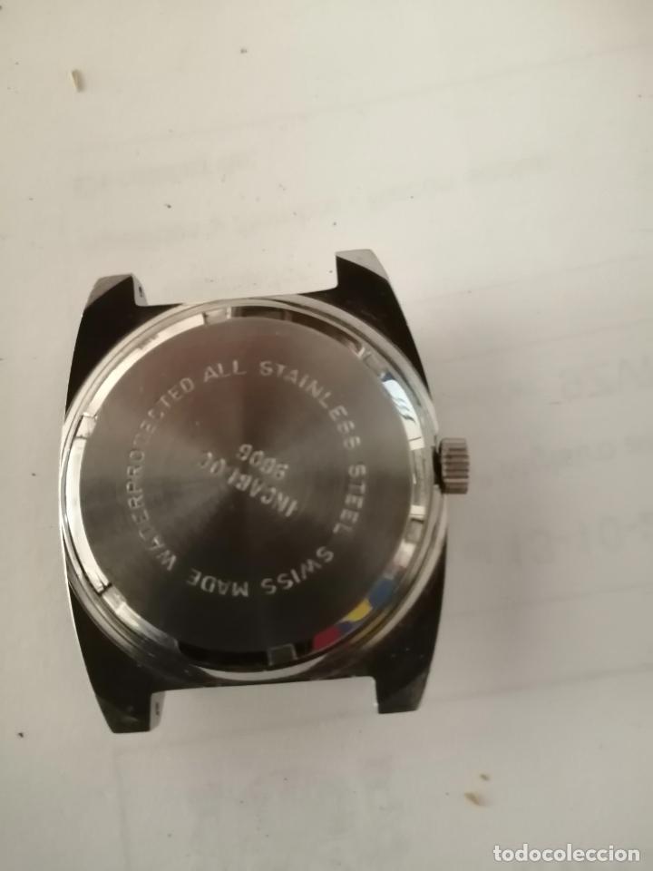Relojes de pulsera: Reloj pulsera caballero Vanroy, automático 80s. - Foto 2 - 222864115