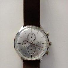 Relojes de pulsera: RELOJ DE PULSERA CRONOGRAFICO PEDRO DEL HIERRO PARA HOMBRE. Lote 222996715