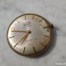Relojes de pulsera: MECANISMO DE RELOJ DE PULSERA MANUAL DUWARD CAL. W 777. Lote 223518068