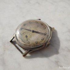 Relojes de pulsera: RARO RELOJ CON CAJA DE PLATA MACIZA OLYMPIC WATCH DUWARD MANUAL CAL. AS 1560. Lote 223520621