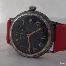 Relojes de pulsera: LINOX WATCH MECANICO TIPO MILITAR BONITA ESFERA. Lote 223784218