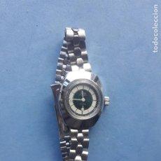 Relojes de pulsera: RELOJ MARCA FERCOU. TIPO SUBMARINISTA DE DAMA. FUNCIONANDO. Lote 223963361