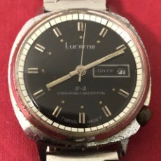 Relojes de pulsera: PRECIOSO RELOJ DE PULSERA, DE CARGA MANUAL LUCERNE.. Lote 224088875