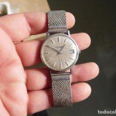 Relojes de pulsera: RELOJ DE CUERDA MANUAL DE LA MARCA DUWARD CALIBRE 96-4. Lote 224330541