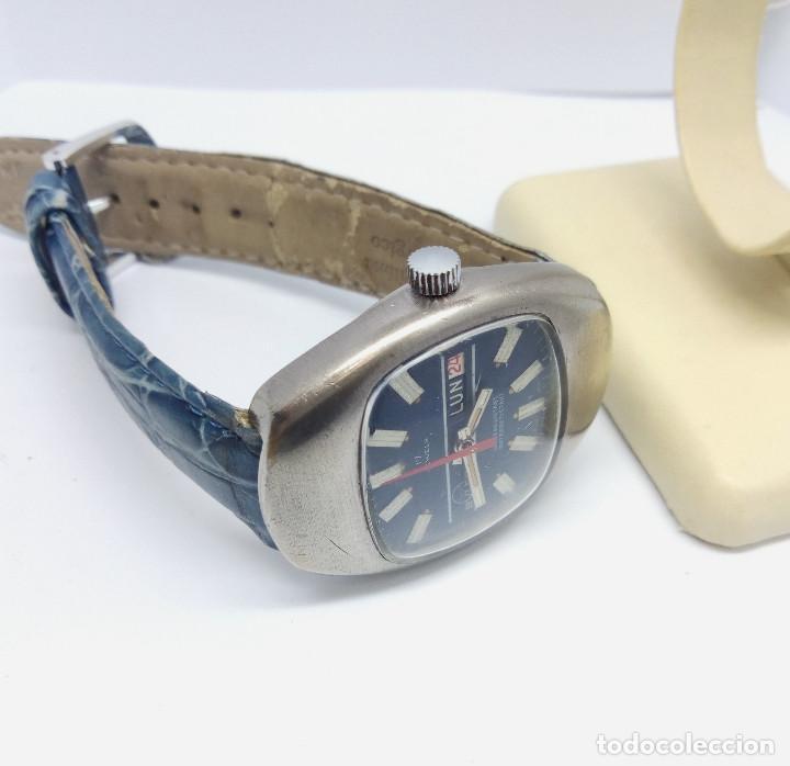 Relojes de pulsera: RELOJ BULER DE CARGA MANUAL, SWISS MADE 17 JEWELS - CAJA 35 mm - FUNCIONANDO - Foto 4 - 224895505