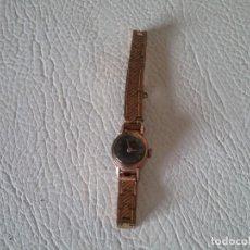 Relojes de pulsera: ANTIGUO RELOJ DE MUJER OSCAR 17 RUBIS. Lote 224908518