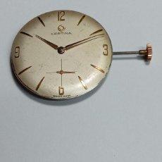 Relojes de pulsera: CERTINA / KF - 330 - MÁQUINA COMPLETA REVISADA - FUNCIONANDO - 3 FOTOS (CD- 005 ). Lote 225034887