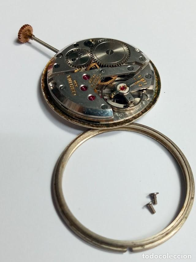 Relojes de pulsera: Certina / KF - 330 - máquina completa revisada - funcionando - 3 fotos (cd- 005 ) - Foto 2 - 225034887