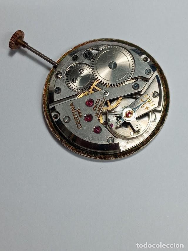 Relojes de pulsera: Certina / KF - 330 - máquina completa revisada - funcionando - 3 fotos (cd- 005 ) - Foto 3 - 225034887