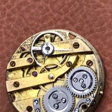 Relojes de pulsera: MAQUINARIA RELOJ CARGA MANUAL VINTAGE. Lote 225089043