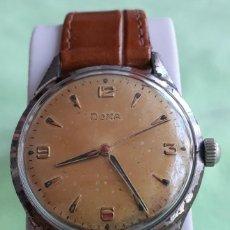 Relojes de pulsera: RELOJ SUIZO DOXA DE CUERDA MANUAL AÑOS 50. Lote 225198515
