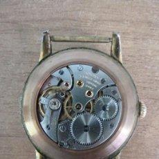 Relojes de pulsera: RELOJ MARCA LONGINES. CARGA MANUAL. FUNCIONA. Lote 225729055