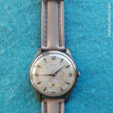 Relojes de pulsera: RELOJ MARCA OMEX. CLÁSICO DE CABALLERO. SWISS MADE. Lote 225857986