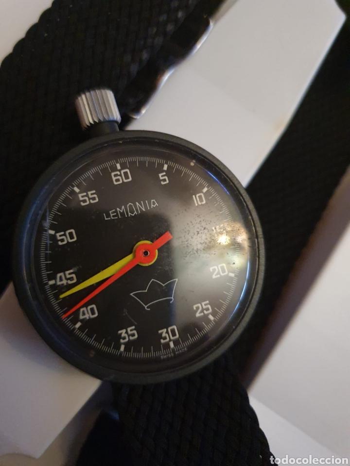Relojes de pulsera: Cronometro Lemania NEW STOCK - Foto 6 - 226137210