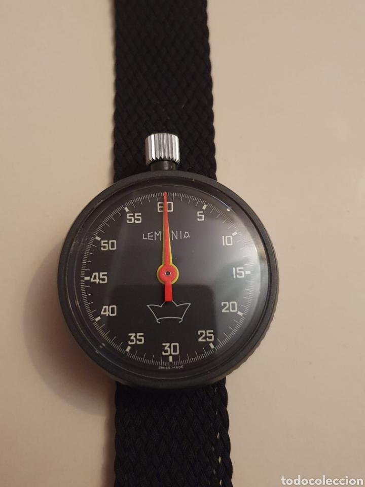 CRONOMETRO LEMANIA NEW STOCK (Relojes - Pulsera Carga Manual)