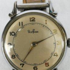 Montres-bracelets: RELOJ PERFINE 15 JEWELS SWISS MADE. CUERDA. FUNCIONA.. Lote 226967535