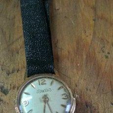 Relojes de pulsera: DUWARD. ORO PLAQUÉ. RELOJ SEÑORA.. Lote 226990150