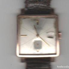 Relojes de pulsera: RELOJ FLICA- FUNCIONANDO - 26 MM X 26 MM-CON FECHADOR. Lote 227602017