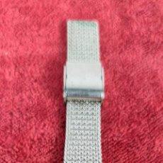 Relojes de pulsera: RELOJ DE PULSERA. POTENS. ESFERA DE METAL. 17 JEWELS. INCAVLOC. CIRCA 1960.. Lote 228452820