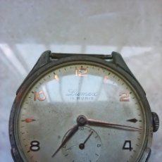 Relojes de pulsera: RELOJ SUIZO LUMEX 15 RUBIS. Lote 228589875