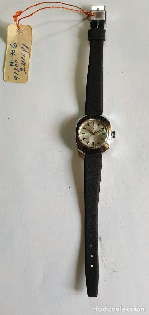 Relojes de pulsera: RELOJ NINO SEÑORA 17 JEWELS - CUERDA - CARGA MANUAL - NUEVO DE MUESTRARIO - 2,5x3 cm - Foto 3 - 229105315