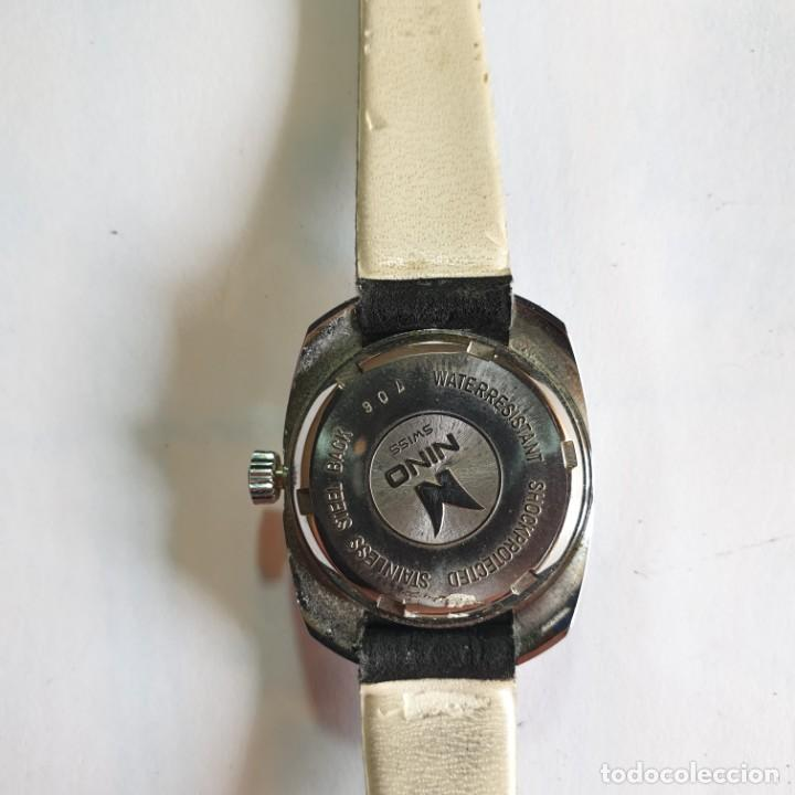 Relojes de pulsera: RELOJ NINO SEÑORA 17 JEWELS - CUERDA - CARGA MANUAL - NUEVO DE MUESTRARIO - 2,5x3 cm - Foto 4 - 229105315