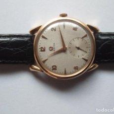 Relojes de pulsera: RELOJ OMEGA DE ORO. Lote 229175530