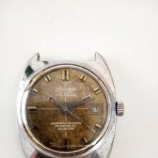 Relojes de pulsera: RELOJ DE PULSERA LUCERNE DE LUXE SWISS MADE MECANICO. Lote 229893905