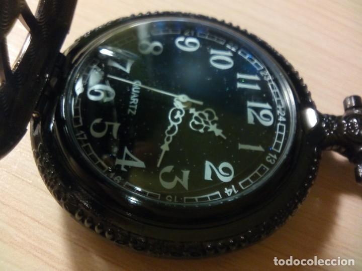 Relojes de pulsera: RELOJ BOLSILLO CON BRUJULA. - Foto 2 - 230018870