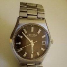 Relojes de pulsera: RELOJ DE PULSERA CITIZEN AUTOMATIC PARA HOMBRE. Lote 230044815