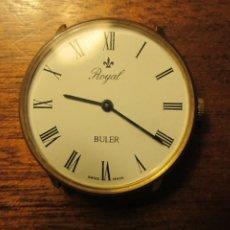 Relojes de pulsera: RELOJ ROYAL BULER. Lote 230270005