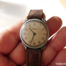 Relojes de pulsera: RELOJ DE CARGA MANUAL DE LA MARCA HISPANIA. Lote 230566935