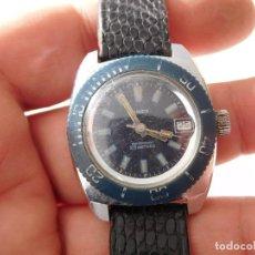 Relojes de pulsera: RELOJ DE CARGA MANUAL DE LA MARCA TIMEX 25 METROS DIVER. Lote 230579180