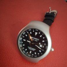 Relojes de pulsera: RELOJ DANI DANICCI DUAL TIME WATER RESSI.. Lote 231755275